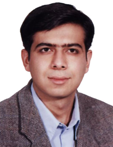 Dr. Alireza Albooyeh