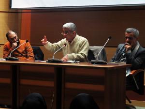 اولین نشست پژوهشی دانشکده هنر دانشگاه دامغان- آذر 1394- هفته پژوهش